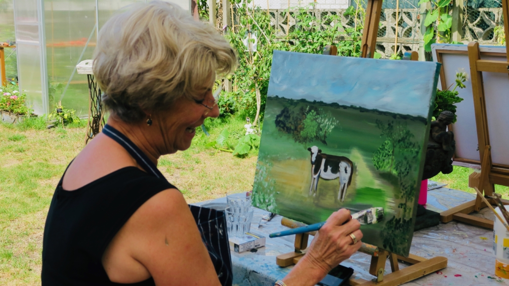 "Schilderworkshops""en plein air"""